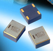 High-Voltage Polymer Chip Capacitors deliver high reliability.