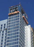 Spider Provides Access Solution for Curtain Wall Installation at RIU Hotel Times Square, New York