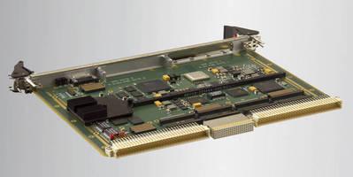 Rugged 6U VME SBC leverages NXP PA processor.