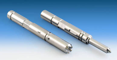 HPHT Wet-Mate Connector operates in extreme subsea environments.