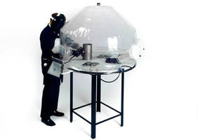 Flexible Welding Enclosures®, Ultra Low Cost Welding Chambers