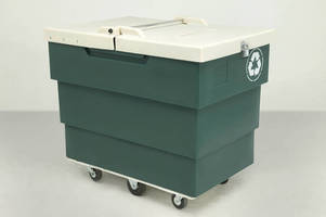 MODRoto Offers Recycling Carts Customized with Extra Safety, Security Features