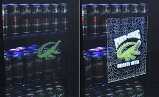 Revolutionize the In-Store Shopping Experience with LED Optical Film Technology from Design Phase