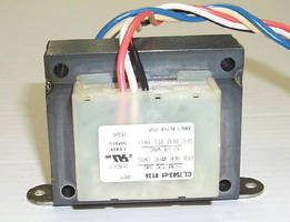 Class 2 Transformers come in 480 Vac input configurations.