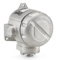 Explosionproof Pressure Switch comes in 316 stainless steel.