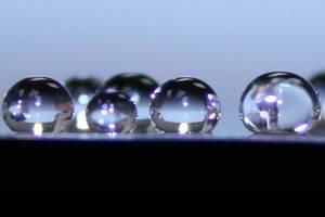 Liquid Hydrophobic/Oleophobic Coating is transparent and durable.