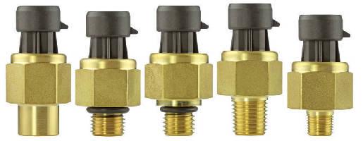 Pressure Sensors suit HVAC and refrigeration equipment.
