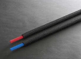 PEX Tubing offers corrugated sleeving option.