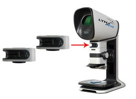 Eyepiece-Less Stereo Microscope offers enhanced magnification.