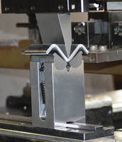 Press Brake Tooling enables deformation-free sheet metal forming.