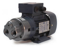 Quiet Vane Pumps are designed for machine lubrication.