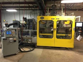 Apex Plastics Adds New Bekum H-155 Blow Molding Machine