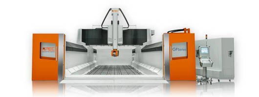 Astro Machine Works adds new High Speed 5-Axis Gantry Machining Center for increased CNC Machining Capacity