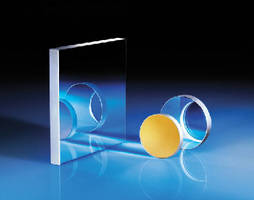 First Surface Mirrors feature protected silver coatings.