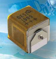 SMD Wet Tantalum Capacitor serves avionics/aerospace applications.