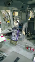 Machined Stretcher increases Bell 407 mission performance.