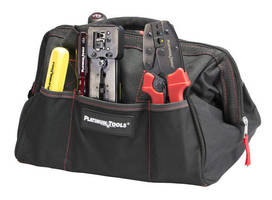 Tool Bag is designed for accessibility and durability.