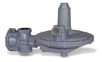 Pressure Reducing Regulators have durable, shock-reducing design.