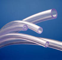 Antimicrobial Tubing comes in sizes up to 1 in. ID.