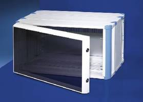 Instrument Enclosures offer range of front panel/door options.