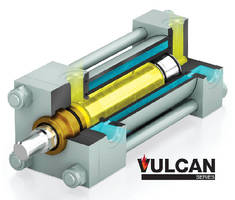 Hydraulic Cylinders handle rugged, high-heat applications.