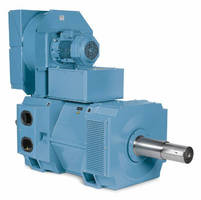 Reliable DC Motors incorporate mechanical monitoring system.