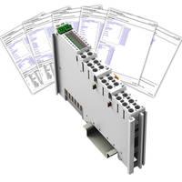 I/O Module Add-On Instructions aid control logic implementation.