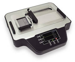 Friction Tester indicates slip characteristics of packaging.