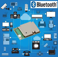 Bluetooth® Smart Modules target IoT-related devices.