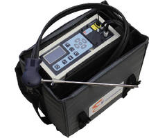Portable Emissions Analyzer helps ensure EPA compliance.