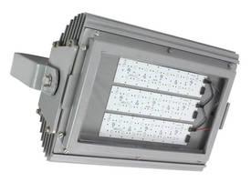 Explosionproof LED Light safely illuminates hazardous locations.