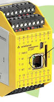 Programmable Safety Controller integrates PROFINET support.