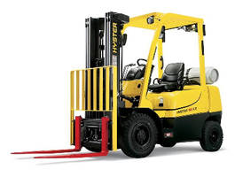 Lift Trucks operate in variety of applications.