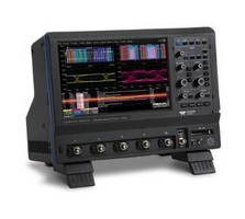 Oscilloscopes optimize usability via OneTouch gesture control.