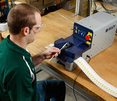Automated Sleeve Applicator conserves time and effort.