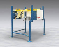 Low-Profile Bulk Bag Dischargers fit restricted areas.