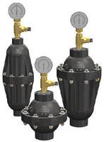 Pulsation Dampeners help protect chemical feed systems.
