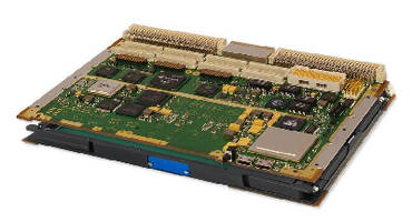 Embedded FPGA-based Board supports VME users.