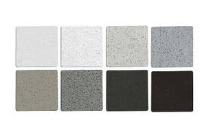 Natural Quartz Material offers expanded color options.