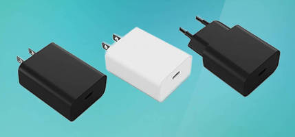 Wall-Plug 15 W Power Adapters feature USB Type-C connectors.
