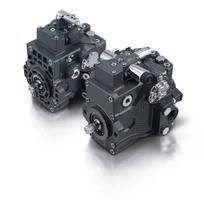 Axial Piston Pump features modular configuration.