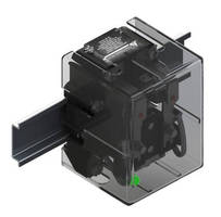 Heavy Duty Power Relays feature protective cover.