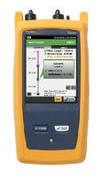 Optical Time Domain Reflectometer supports bi-directional testing.
