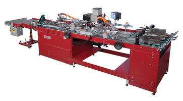 In-Line Folder/Gluer enhances versatility for digital printers.