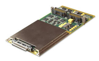 XMC Graphics Board serves safety-critical applications.