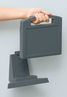 Electronics Enclosures support wall mounting with adapter.