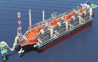 WEG Delivered HV Flameproof Motors to First Ever FLNG Conversion