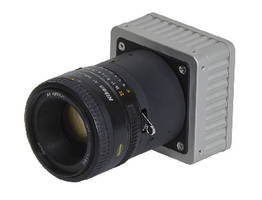 CMOS Cameras feature minimized fixed pattern noise.