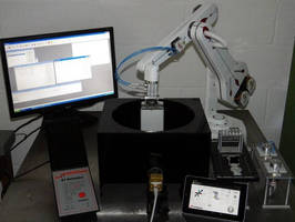 Vision Inspection System provides precision fault detection.