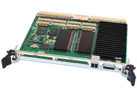 Single Board Computer features FPGA-based VME to PCIe bridge.